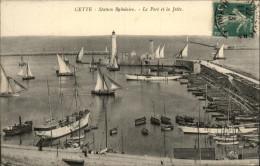 34 - CETTE - Voilier - Sete (Cette)