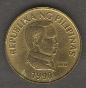 FILIPPINE 25 SENTIMO 1990 - Filippine
