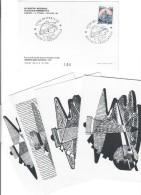 MACERATA XIIà MOSTRA NAZIONALE FILATELICO NUMISMATICA SERIE PROVE GRAFICHE DI UMBERTO PESCHI TIRATURA 160 PZ COD.BU.065 - Macerata