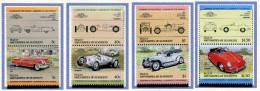 Bequia - St Vincent ** N° 18 - Automobiles De Renommée Mondiales -