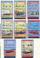 Bequia - St Vincent ** N° 21 - Automobiles De Renommée Mondiales -