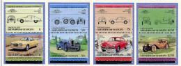 Union Island - St Vincent ** N° 6 - Automobiles De Renommée Mondiales -