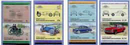 (lot 1) Union Island - St Vincent ** - Automobiles De Renommée Mondiales -