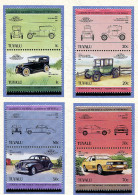 Tuvalu **  N° 307 à 314 - Automobiles -
