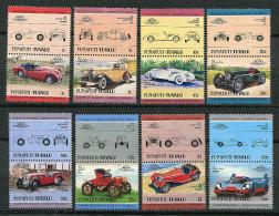 Tuvalu - Funafuti **  N° 2 - Automobiles -