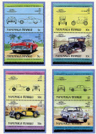 Tuvalu - Nanumaga **  N° 3 - Automobiles -