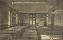 03 - MOULINS - Carte Photo - Pensionnat De La Magdeleine - Classe - Tableau Noir - Moulins