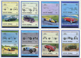 Tuvalu - Vaitupu **  N° 10 - Automobiles -