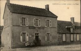03 - GANNAY-SUR-LOIRE - Hotel Guillaumin - éditeur - France