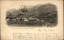 38 - VILLARD-DE-LANS - Carte Nuage - Villard-de-Lans