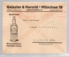 Medizinale Calcium, Geissler & Herold, München.