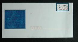 Meilleurs Voeux An 2000 - Postwaardestukken