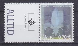 Europa Cept 2007 Aland 1v + Margin ** Mnh (33098) - 2007