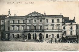71. Chalon Sur Saone. Hotel De Ville - Chalon Sur Saone