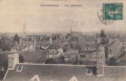 Avranches 50 - Vue Générale - Editeur Leprovost