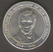 VENEZUELA 100 BOLIVARES 1986 AG SILVER - Venezuela