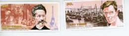 Cap Vert-Cabo Verde-1999-Philexfrance-Gerbault(navigateur)Duarte(chimiste)Tour Eiffel-734/5***MNH