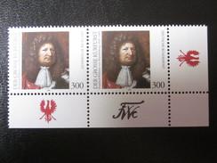 BRD Nr. 1781 PAAR Eckrand Postfrisch** (B1)