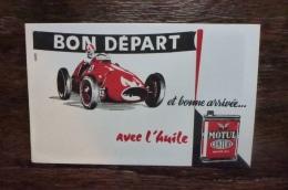 HUILE MOTUL BON DEPART - Automotive