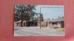 South Carolina > Greenwood  Motor Court -- --ref  2370 - Greenwood