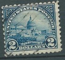 états Unis   - Yvert N° 247 Oblitéré  - Ava 10611 - Gebraucht