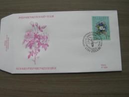 """BELG.1997 2702 FDC ( Zellik ) : """" Floralies Internationales De Liège """" - FDC"""