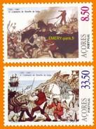 Açores (Portugal) **LUXE 1981 P 332 Et 333 Paire