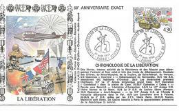 PARIS  Cinquantenaire De La Libération De Paris  25/08/94