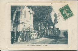 CP - 34 - St Saint Thibery  - La Gare - Frankreich