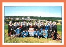 A615 / 519  49 - FONTEVRAUD L'ABBAYE Folklore LES GENETS D'ANJOU - France