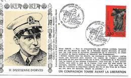 59  ENGLEFONTAINE  50° Anniversaire De La Libèration 3/09/44   24/09/94