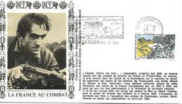 10  ROMILLY SUR SEINE  1004 Le Premier Char à Paris Maquis De Rigny   26/08/94