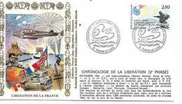 74  THONON LES BAINS  50° Anniversaire De La Libération De Thonon Les Bains  14/08/94