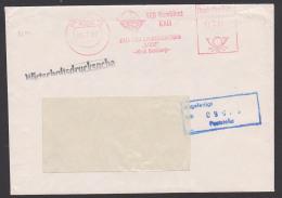 Bernburg AFGS =070= VEB Kombinat Kali, 5.7.1990 Wirtschaftsdrucksache Mit 70 Pf War Teurer Als Brief - Selten! - [6] République Démocratique