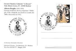 Olympiques Olympic 1908 London 1912 Stockholm Gymnastics Alberto Braglia 2009 Modena