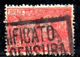 T1154 - BRASILE 1935 , Yvert N. 148 Usato . - Usados