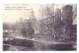 5144 WEGBERG - TÜSCHENBROICH, Restauration Schloß & Ruine Tüschenbroich - Wegberg