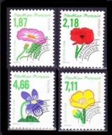France Préoblitéré 1998 Neufs ** Série 240 - 243