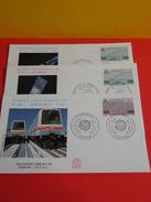 FDC > 1980-1989 > Europa CEPT. Communication Cables-Satellites - 75 Paris - 30.4.1988 - 1er Jour. Coté 5,35 € Lot 3 - Europa-CEPT