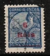 PORTUGESE INDIA   Scott # 463 VF USED - Portuguese India