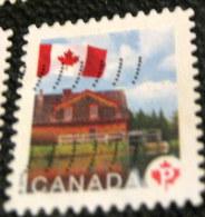 Canada 2010 Historic Mills Riordon Grist Mill P - Used