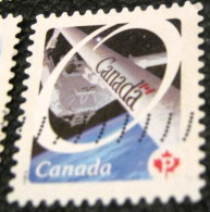 Canada 2011 Flag And Space P - Used