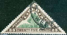 LIBERIA, COMMEMORATIVO, 1918, COMMERCIO, FRANCOBOLLO USATO, Michel D98, Scott O104, YT S96 - Liberia