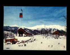 05 - SERRE-RATIER - Station De Ski - Télécabine - Autres Communes