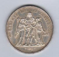 FRANCE FRANCIA, 10 Francs HERCULE 1965  , Argent Sylver  ** 2 Scannes** - France