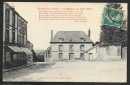 ECHAUFFOUR La Maison De Paul Harel (Bunel) Orne (61) - Sonstige Gemeinden
