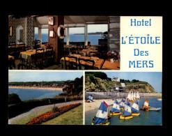 22 * SAINT-CAST - Hotel De L'Etoile Des Mers - Carte Pub - Multi Vues - Saint-Cast-le-Guildo