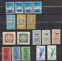 Kuwait 1964 - 1965  Lot De Timbres  *  MLH - Koweït