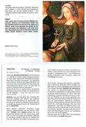 Broschüre Gerlinde Gerlindis Tauftag Namenspatron Namenstag Tauftag Linda Linde Herlind Seelsorgeamt Regensburg Religion - Alte Papiere