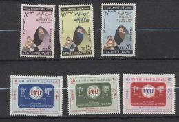 Kuwait 1965  Lot De Timbres  ***  MNH - Koweït
